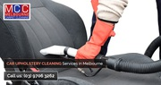 Professional Car Upholstery Cleaning at best rate in Melbourne