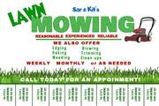 Sar & Kit's Lawn Mowing