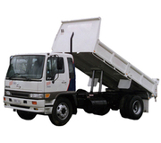 Professional Tipper Truck Hire in Melbourne – Bobcat on Tracks