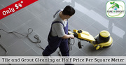 Affordable Tiles and Grout Cleaning in Melbourne