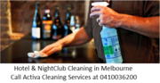 Night Club Cleaning Melbourne - Hotel Cleaning Melbourne