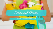 Commercial Cleaner | Office Cleaning Services