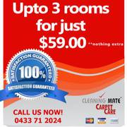 Carpet Cleaning Service in Brisbane & Toowoomba