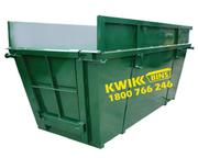 Hire a cheap skip bins in Melbourne - Kwik Bins