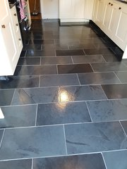 Slate cleaning and resealing services in Melton