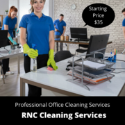 Why Trust RNC Cleaning Services For Your Office Cleaning?