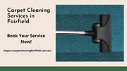 Best Carpet Cleaning Fairfield,  NSW   Carpet Cleaners Fairfield